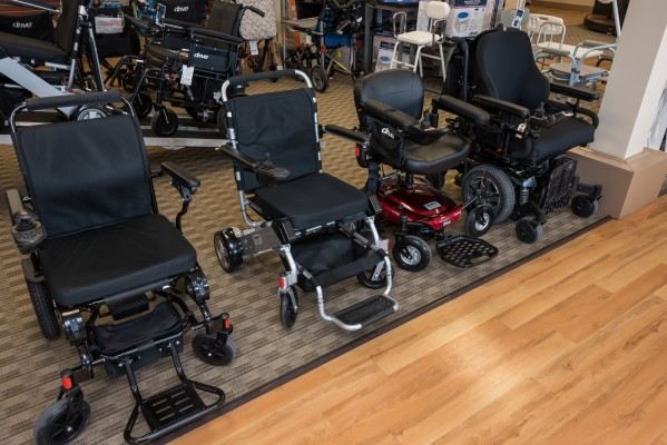 Mobility1st Showroom
