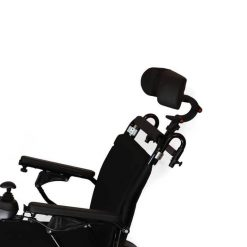 Easyfold Wheelchair Headrest side view