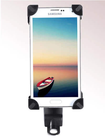 Cellphone Holder Front with Samsung Phone