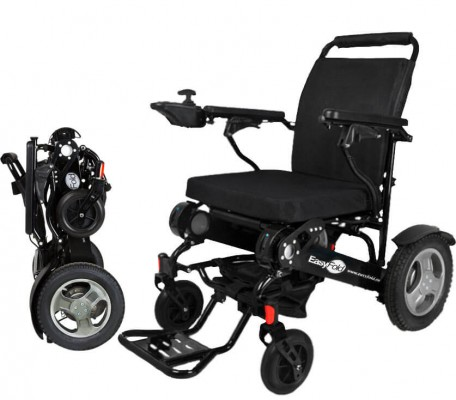 Easyfold Elite Wheelchair Complete view