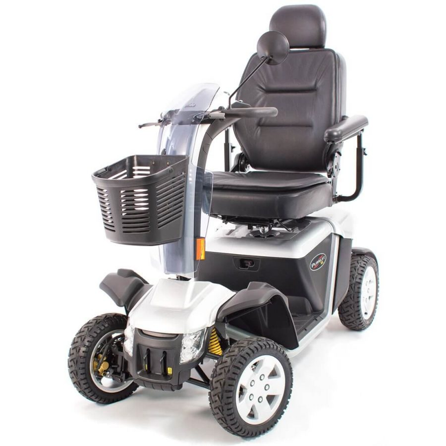 Silver Pride Pursuit XL (4 Wheel) Mobility Scooter