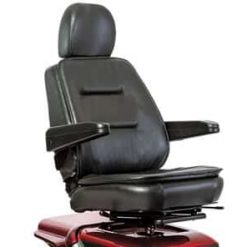Pursuit XL (4 Wheel) Mobility Scooter ultra comfort seat